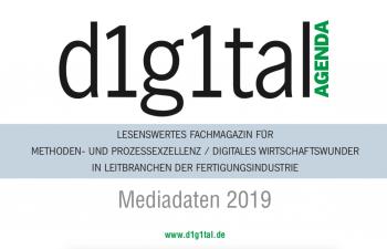 Bestellung d1g1tal AGENDA Mediadaten