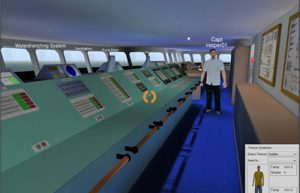 Promoting 3D graphics in the maritime industry