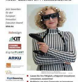 European Innovation Execution Award – jetzt bewerben!