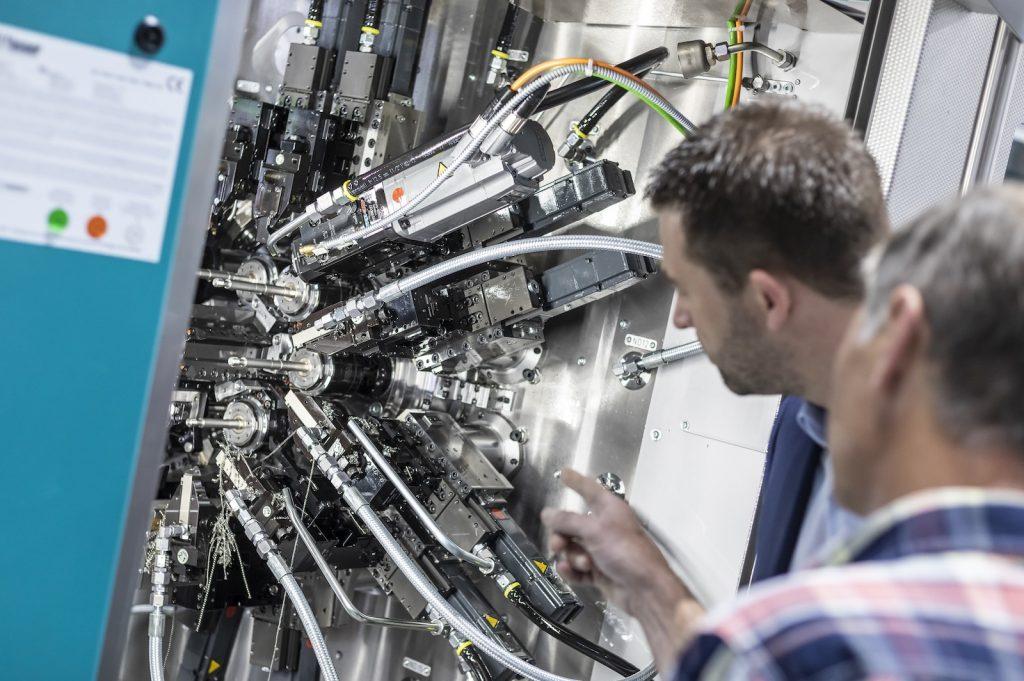 Digitaler Maschinenbau