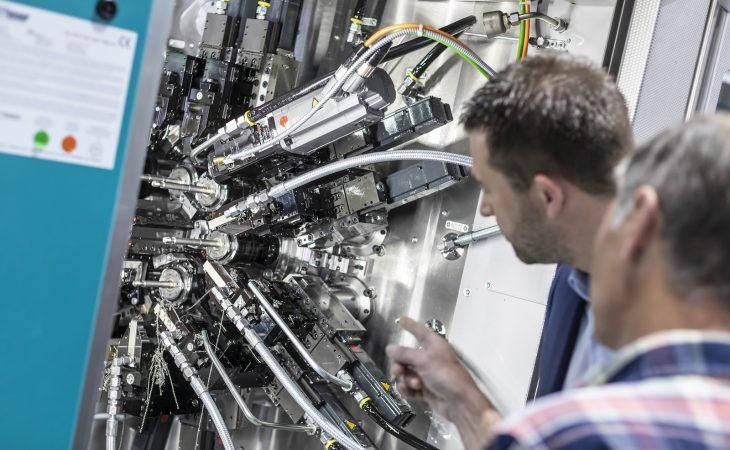 Werkzeugmaschinen- und Steuerungshersteller bündeln Kräfte