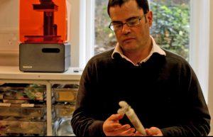Neuentwicklung von medizinischen Instrumenten dank 3D-Metalldruck