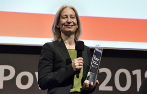 Sophia Hatzelmann ist Engineer Powerwoman 2018
