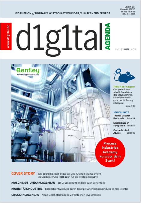 d1g1tal AGENDA 2018/03 (print und digital)