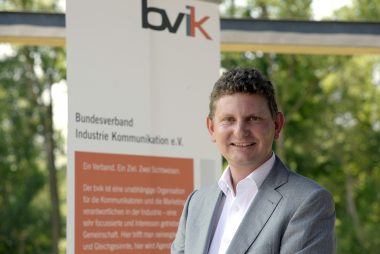 Dr. Andreas Bauer, Vice President Corporate Marketing Strategy & Operations der KUKA AG und bvik-Vorstand – Quelle: Thomas R. Schumann