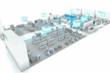 Siemens zeigt branchenspezifische Lösungen und Zukunftstechnologien für Industrie 4.0 / Siemens to showcase sector-specific solutions and future technologies for Industrie 4.0