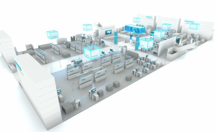 Branchenspezifische Lösungen und Zukunftstechnologien für Industrie 4.0
