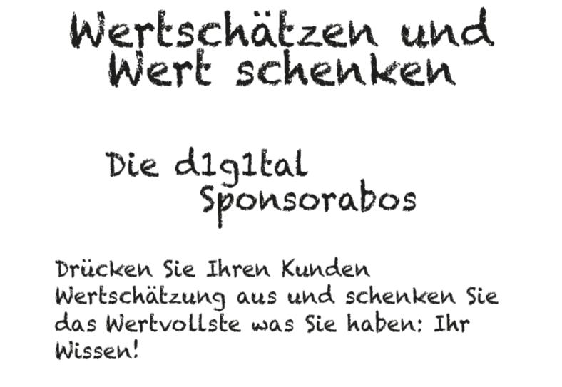 Sponsorabo