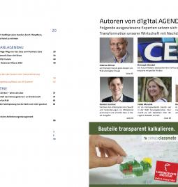Ausgabe 01/2019 der d1g1tal AGENDA verfügbar