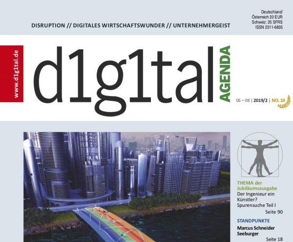 d1g1tal AGENDA 2019/02 (digital)