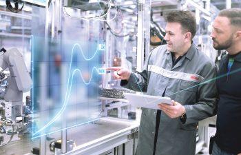 Bosch stellt Weichen für die Fabrik der Zukunft