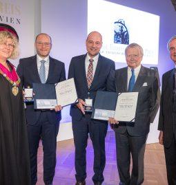 """""""Professor Ferdinand Porsche""""-Preis 2019 für digitales Spiegelersatzsystem"""