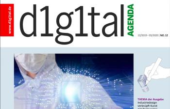 Ausgabe 04/2019 der d1g1tal AGENDA verfügbar