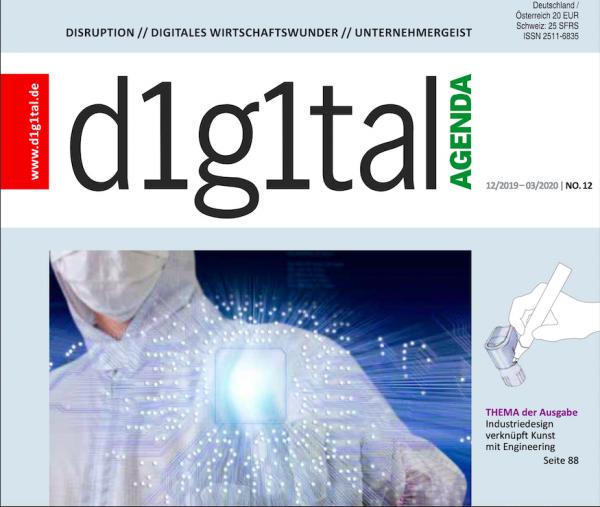 d1g1tal AGENDA 2019/04 (digital)
