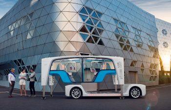 Die Zukunft der Mobilität kommt aus dem 3D-Drucker
