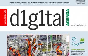 Ausgabe 01/2020 der d1g1tal AGENDA verfügbar