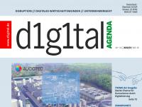 Neu erhältlich: Ausgabe 03/2020 der d1g1tal AGENDA