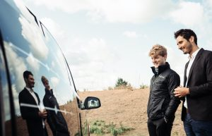 d1g1tal HUMAN mit Sono über Zukunft Automobil