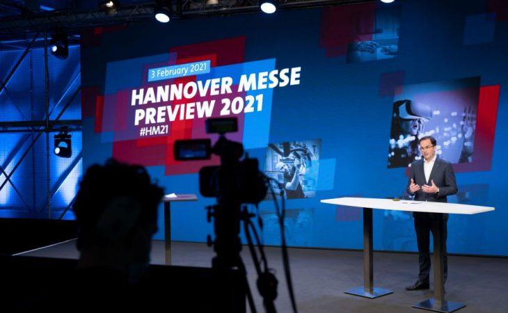 Preview Hannover Messe Dr. Klöckler