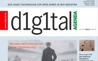 Jetzt erhältlich: Ausgabe 02/2021 der d1g1tal AGENDA