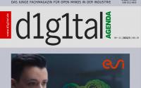 Jetzt neu: Ausgabe 03/2021 der d1g1tal AGENDA mit Fokus Nachhaltigkeit
